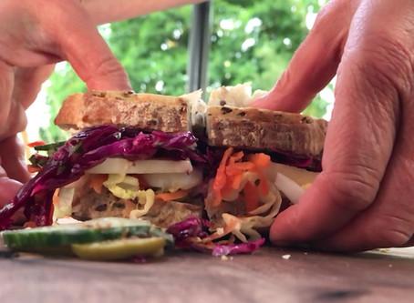 How to Create a Simple DIY Sandwich Bar