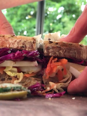 How to Create a Simple DIY Sandwich Bar