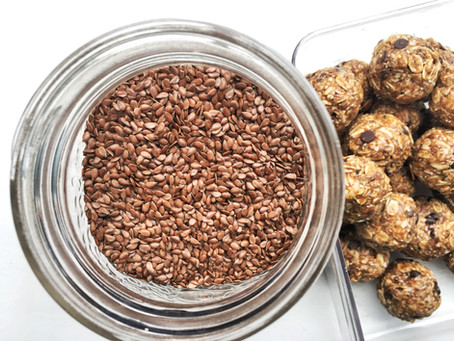 5 Fantastic Reasons to Eat Flax