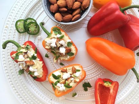3 Awesome Veggie Snacks for Super Bowl
