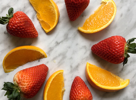 Eat More Fruit for Healthy Skin