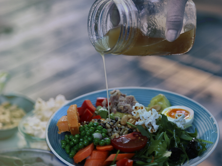 Two Salad Dressings You Need in Your Life