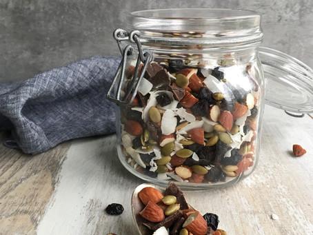Roasted Almond Dark Chocolate Trail Mix