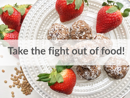 Don't believe the hype! Separating food facts from fiction.