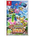 [Précommande] New Pokémon Snap sur Nintendo Switch (+10€ offerts pour les adhérents) (44,99€ sur Auchan)