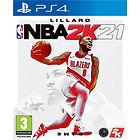 Jeu NBA 2K21 sur PS4 / Xbox One / Nintendo Switch