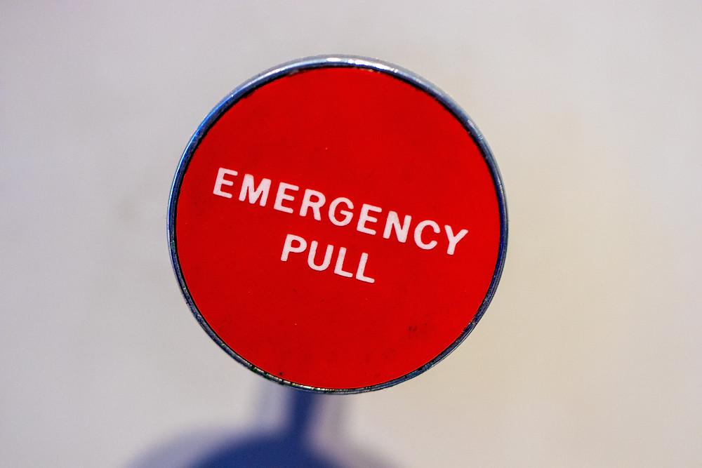 Bottone di emergenza