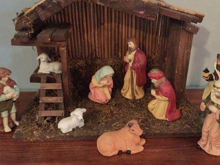 Missing Baby Jesus