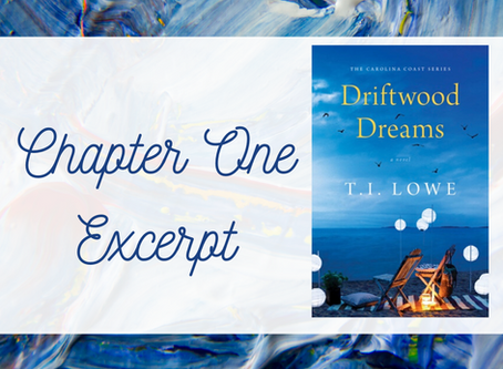 Driftwood Dreams Excerpt