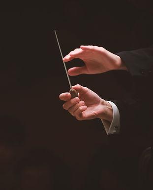 Chef d'orchestre Dans Orchestra