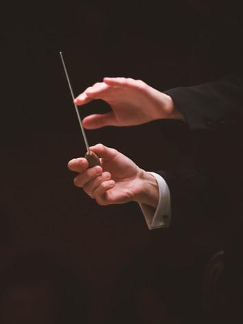 Studio Conducting & Score Supervision
