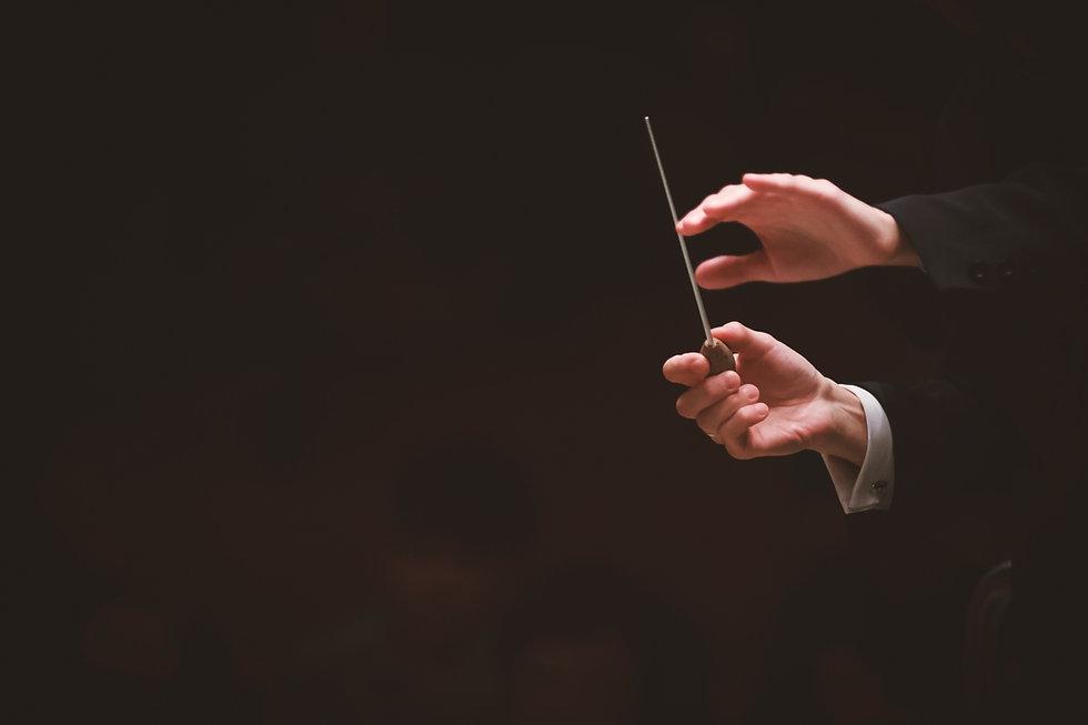 Dyrygent W Orkiestrze