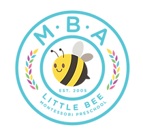 Little Bee Montessori Preschool Logo.png