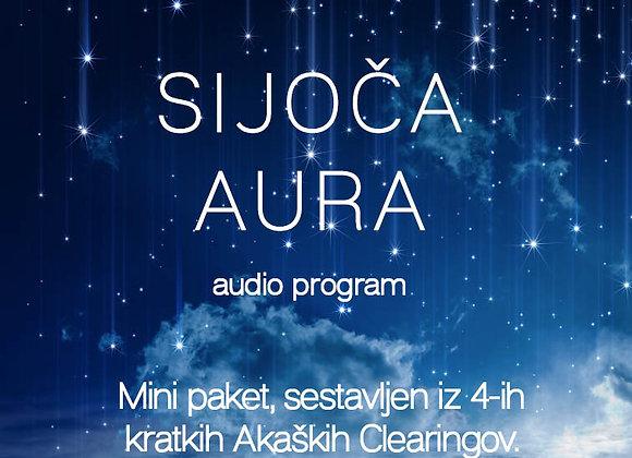 SIJOČA AURA - paket 4 clearingov