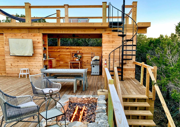 Remote Hilltop Yurt