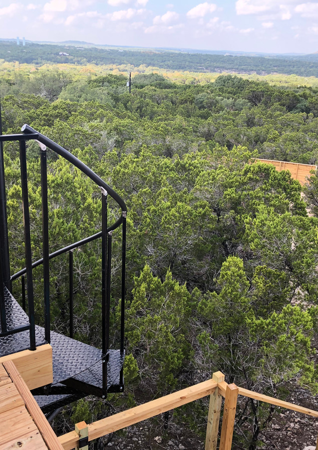 Stunning Views of Tx Hill Country
