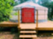 Rosa Ger Mongolian Yurt