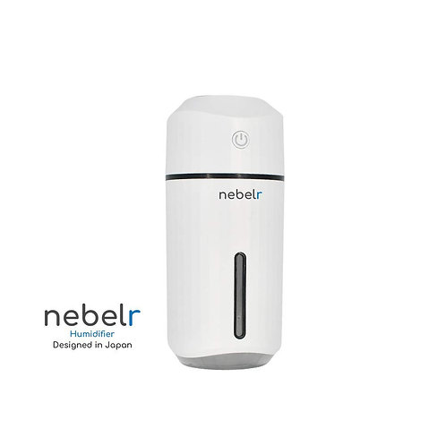 Nebelr Humidifier and Air Purifier -L-18-Ultrasonic and Cool Mist with LED Light
