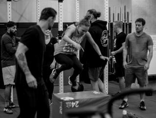'Dit gebeurde er toen ik een maand lang zo vaak mogelijk CrossFit trainde'