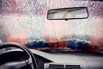 At the Car Wash