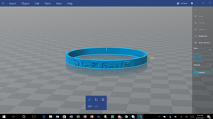 My Snap Band Design