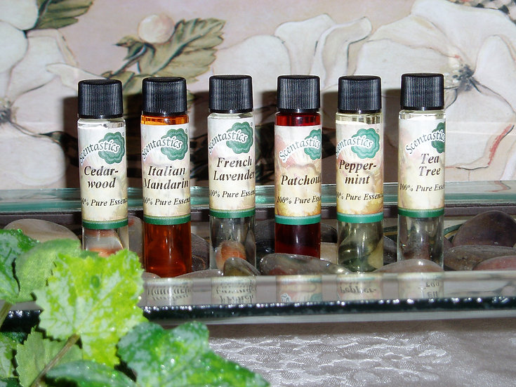 Essential Oils N-Z