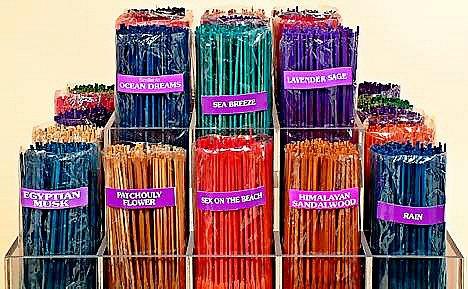 Incense Sticks 100 Pack S-Z