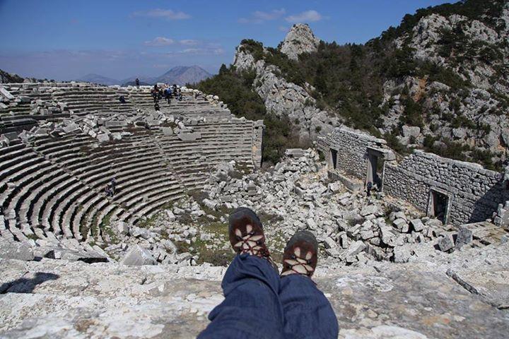 Ruinen von Termessos