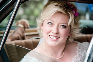 Selber vor der Kamera als Braut 2017