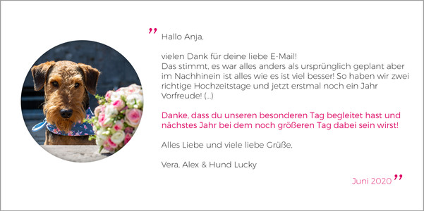 Vera Alex Lucky Juni 2020
