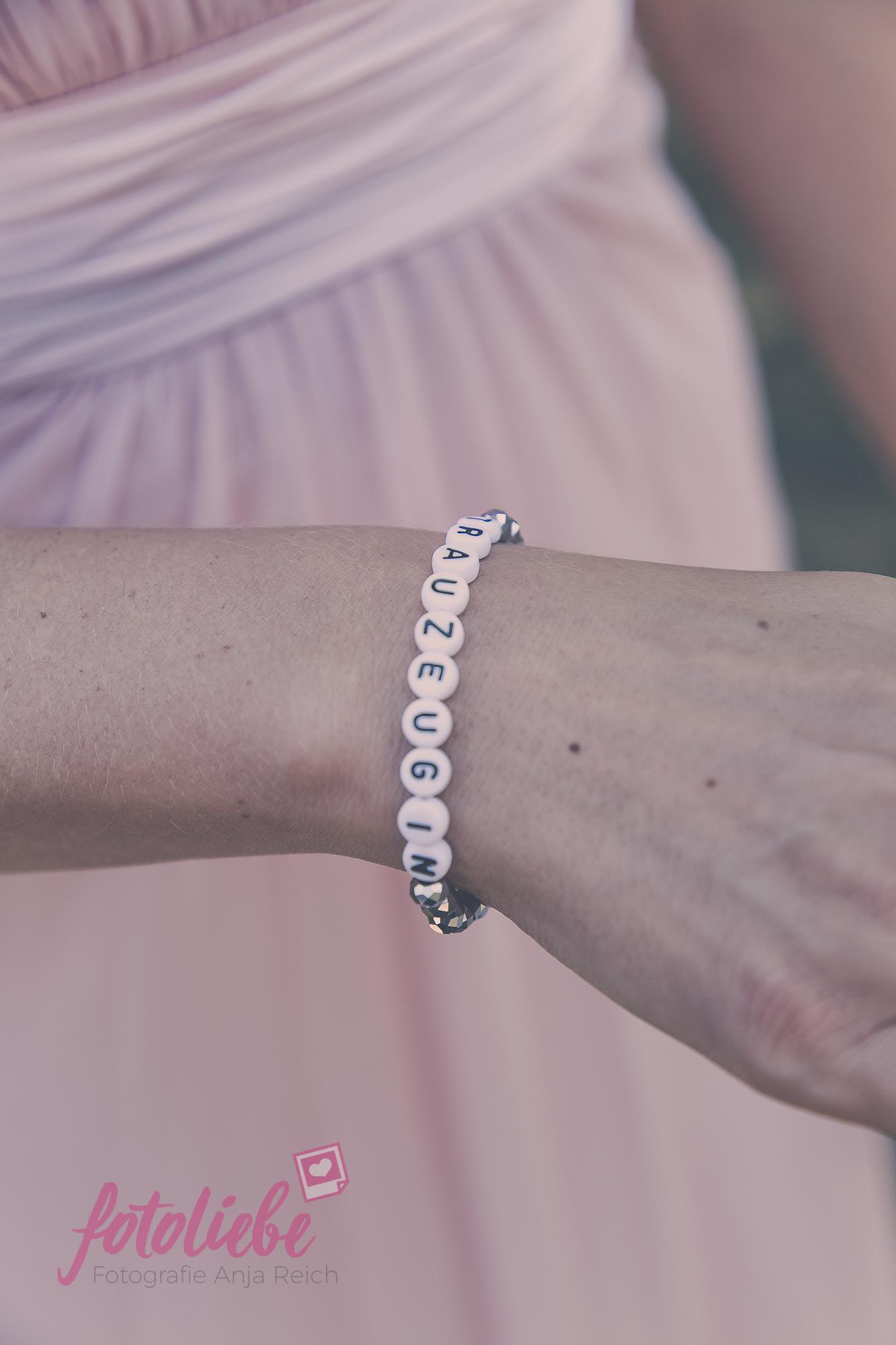 Trauzeugin Armband