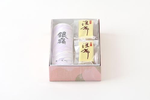 三瓶抄(浮布ミニセット・銀嶺詰め合わせ)