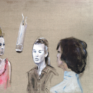 study for the Shangri-La's, 2015