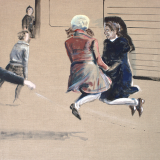 study for skipping, 2015