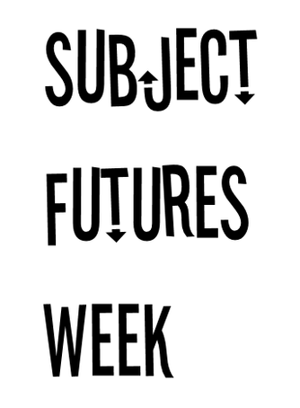 Subject Futures Week 2016