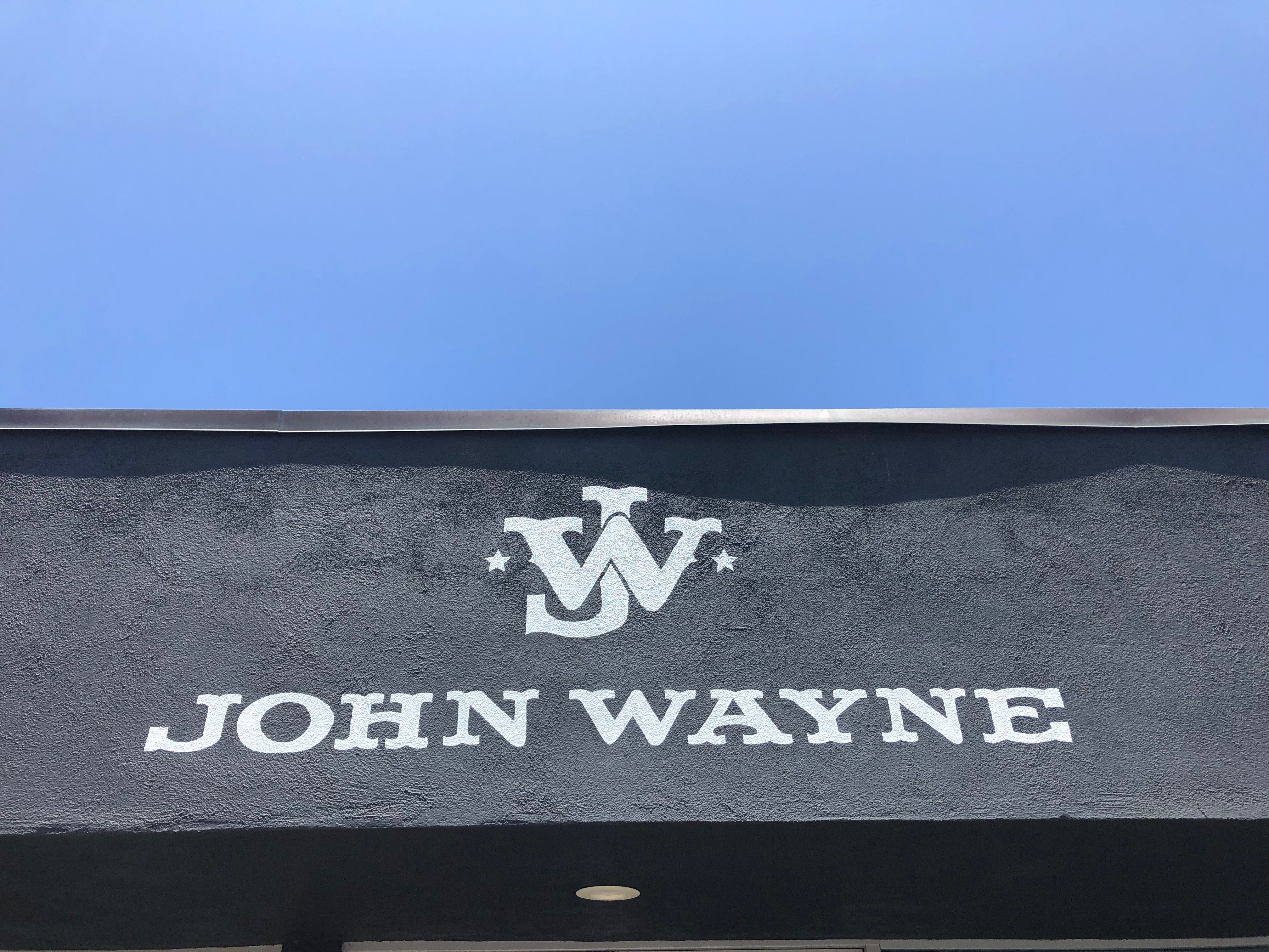 JOHN WAYNE ENTERPRISE