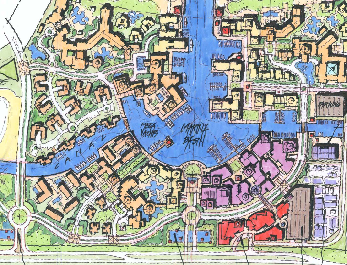 egypt | masterplan