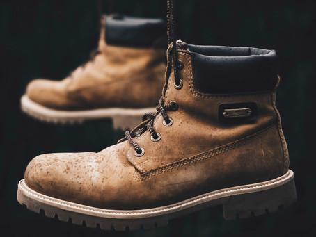 Jak na zapáchající boty?