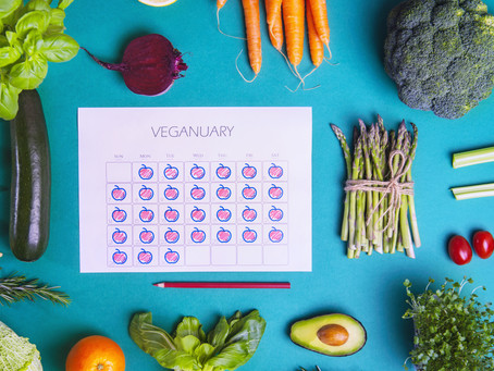 Does Your Teenager Want to Do Veganuary?