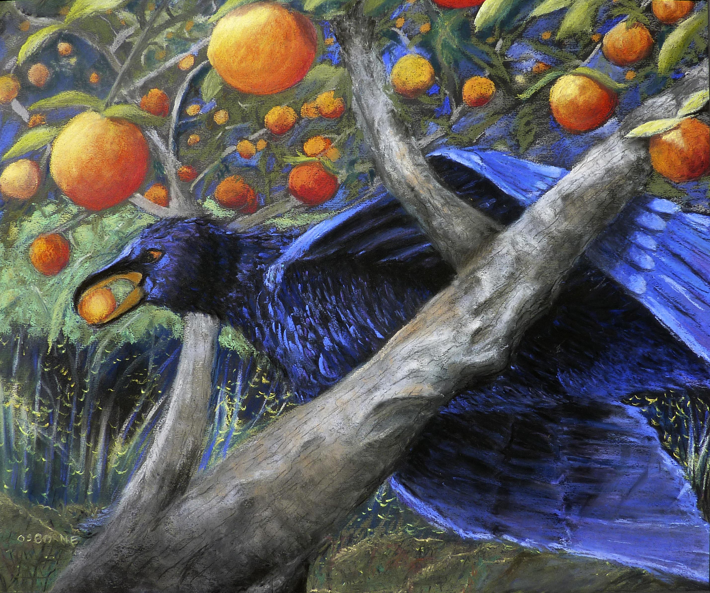 Stealing Fruit