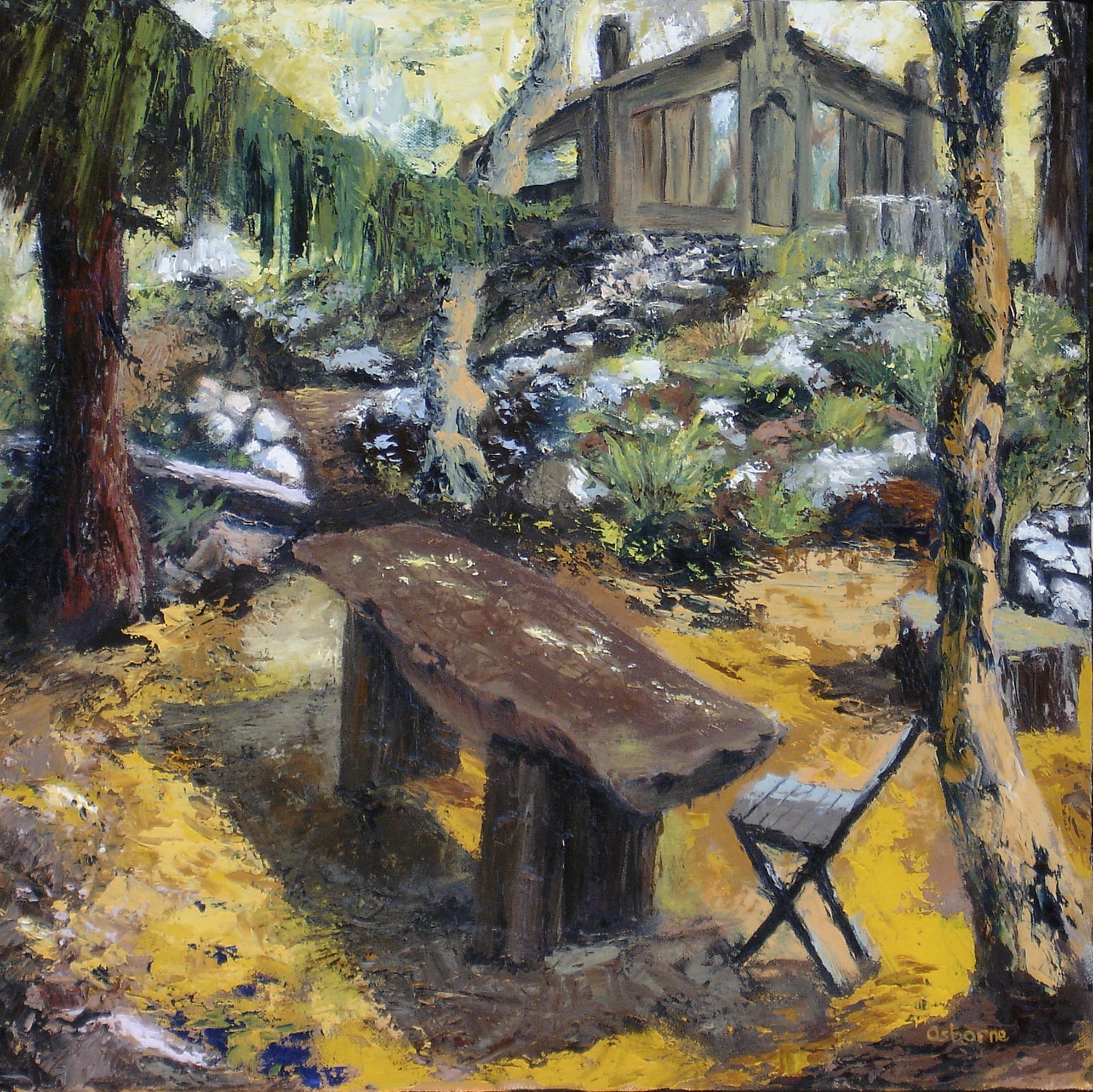 Haida House at Devil's Creek