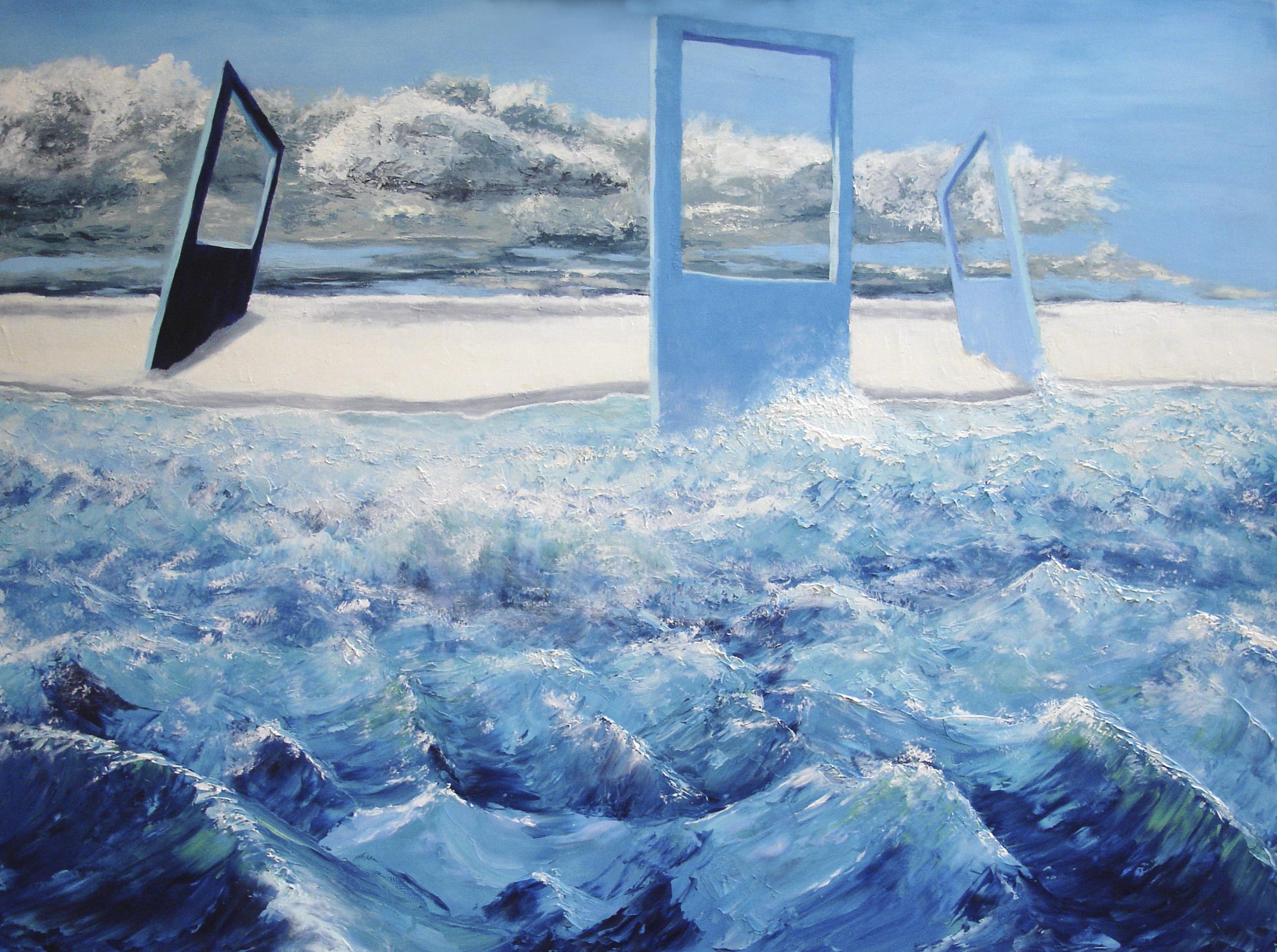 Beach and Doors
