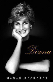 Diana, by Sarah Bradford