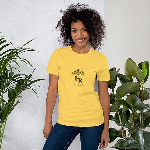 Forever Royal Short-Sleeve Light Unisex T-Shirt
