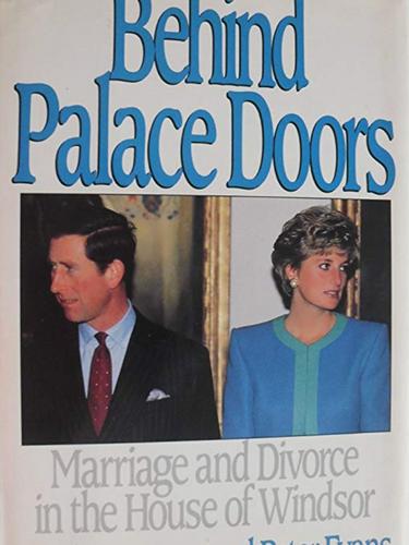 Behind Palace Doors, by Nigel Dempster