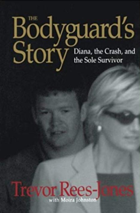 The Bodyguard's Story, by Trevor Rees-Jones