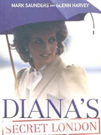 Diana's Secret London, by Mark Saunders & Glenn Harvey