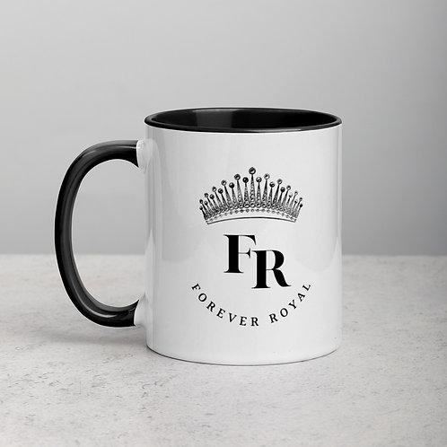 Forever Royal Mug with Color Inside
