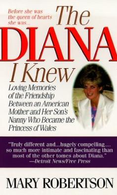 The Diana I Knew, by Mary Robertson