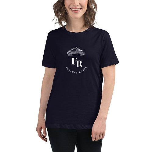 Forever Royal Women's Dark Relaxed T-Shirt